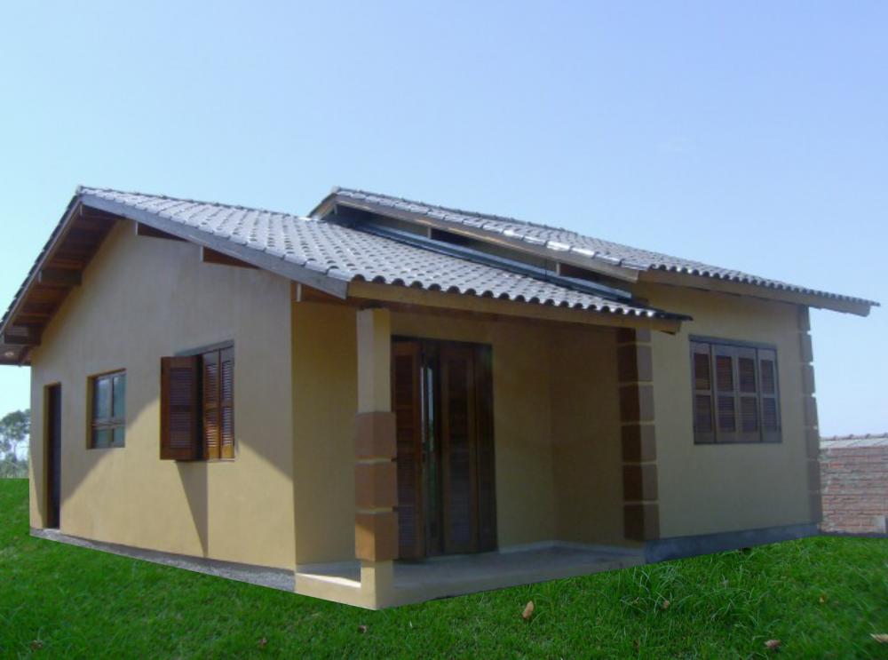 Objetiva casas projetos em fam lia for Modelos de jardineras para casas